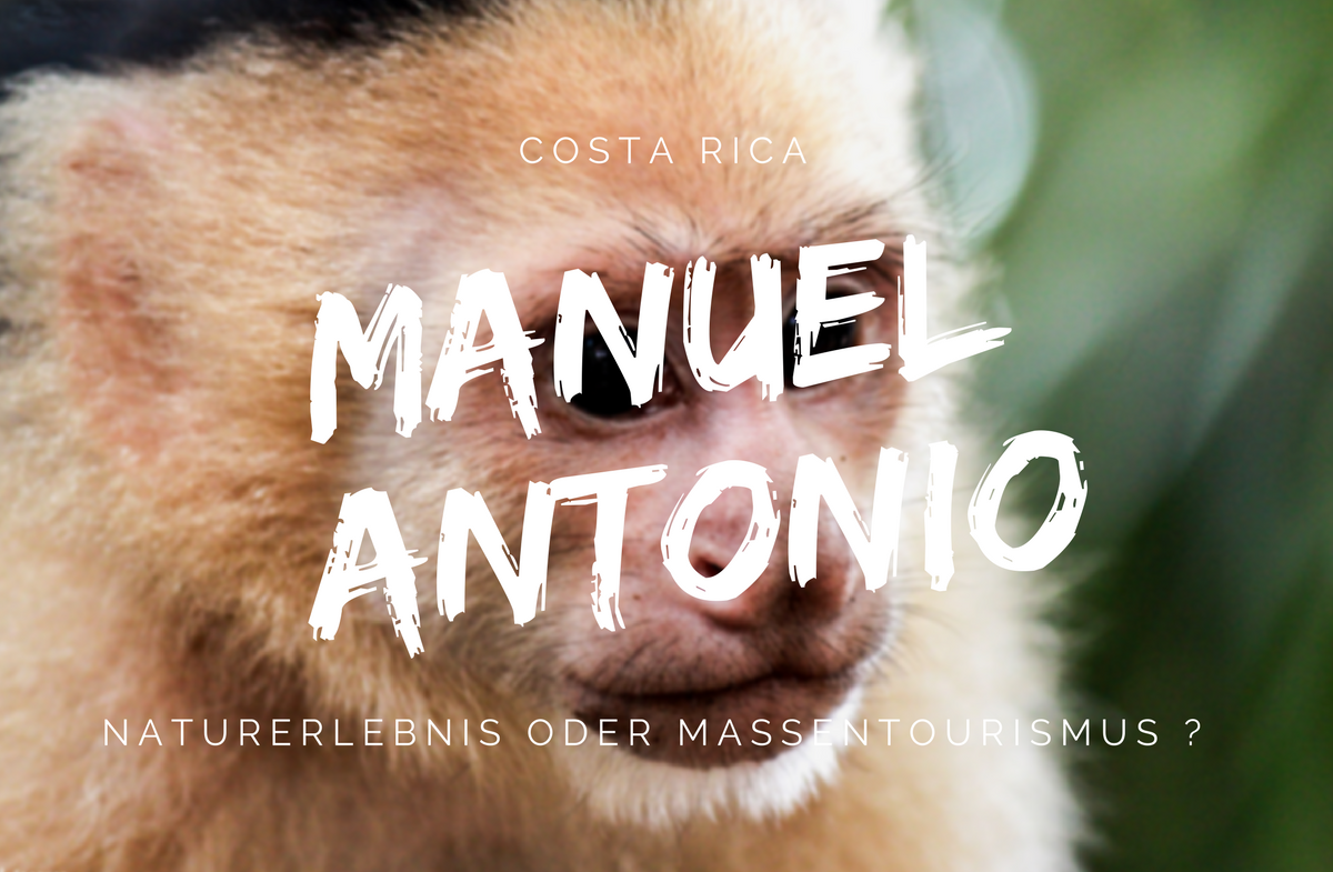 Nationalpark Manuel Antonio in Costa Rica