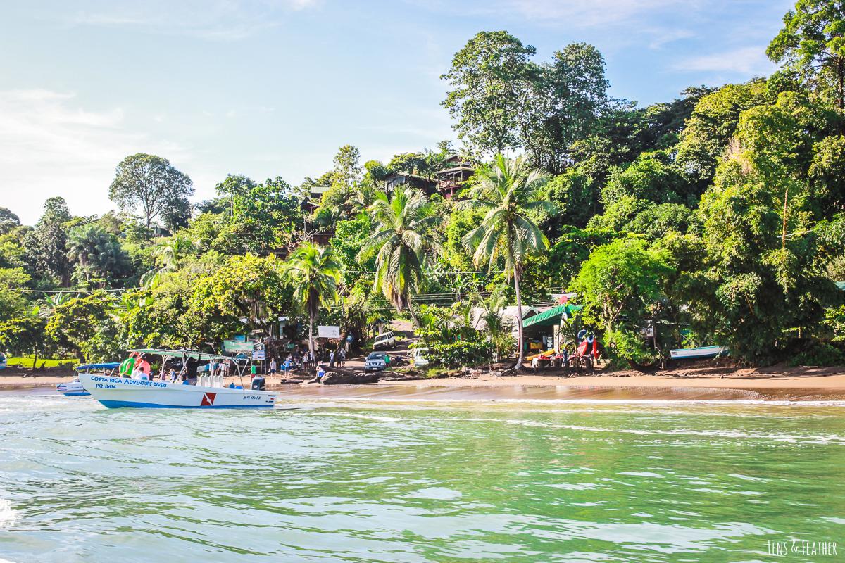 Küste der Bahia Drake