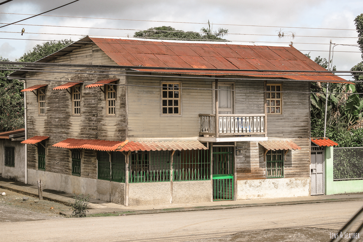 Western Flair in Puerto Jimenez in Costa Rica