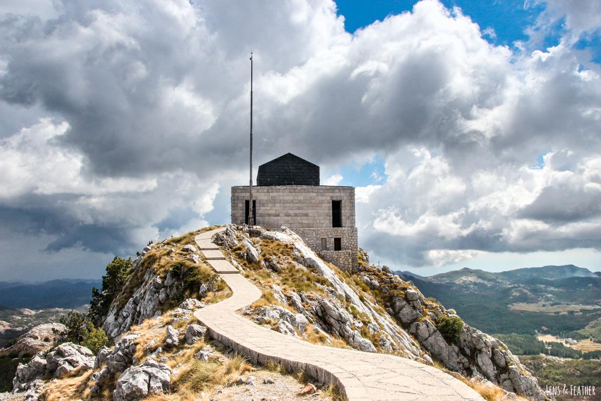 Njegos Mausoleum in Montenegro