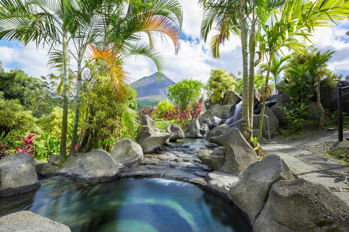 Hotel Arenal Kioro Suites & Spa in La Fortuna Costa Rica
