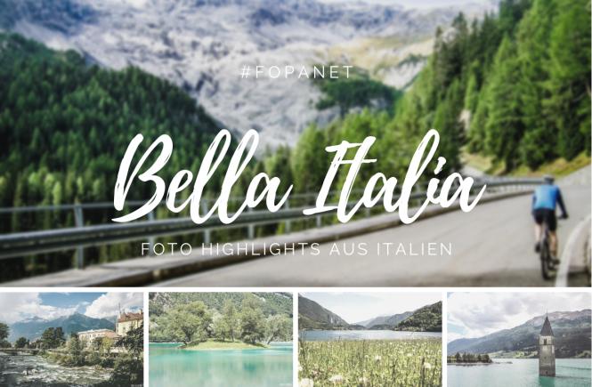 Fotoparade Italien 2018