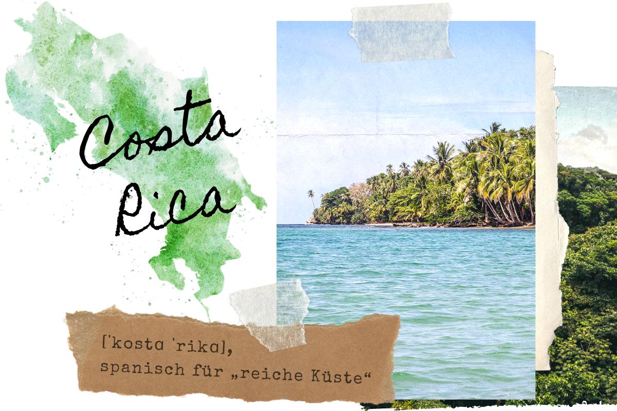 Costa Rica Reise planen
