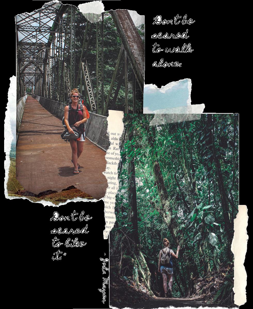 Allein als Frau in Costa Rica reisen
