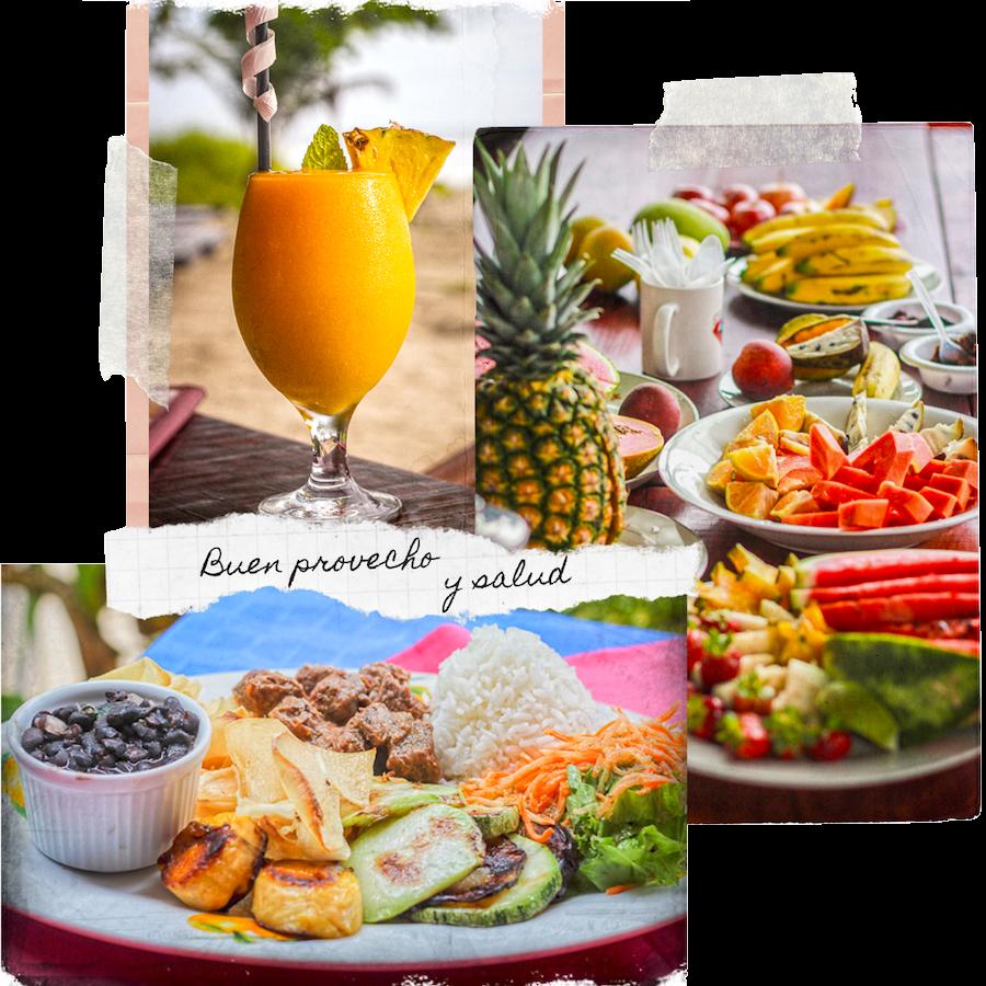 Als Vegetarier oder Veganer in Costa Rica essen und trinken