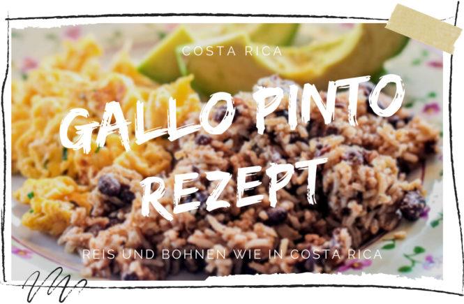 Gallo Pinto Rezept aus Costa Rica