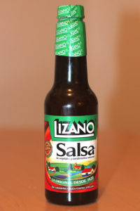 Salsa Lizano aus Costa Rica